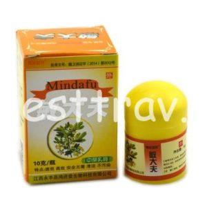 Доктор Мин травяной крем от аллергии