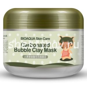 BioAqua Bubble Clay Mask