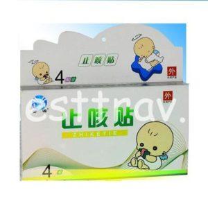 Детский пластырь от кашля Zhi Ke Tie