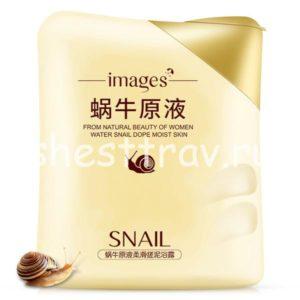 Images Snail гель скатка для душа