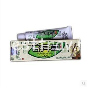 Мазь противозудная Qi Hua Yi Cao