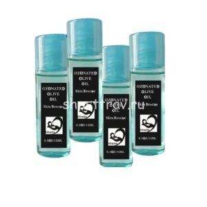Озонированное оливковое масло