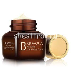 BioAqua укрепляющий крем для глаз
