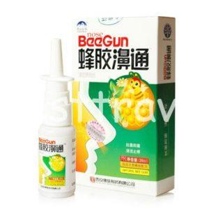 Спрей для носа BeeGun с прополисом