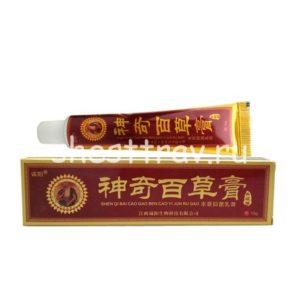 Shen Qi Baicao Gao антибактериальный крем