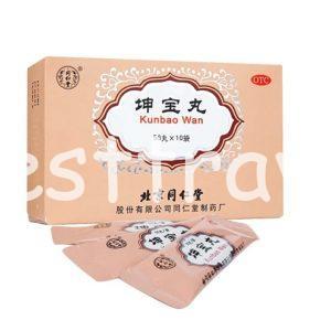 Кунбао Вань драгоценные пилюли для женщин