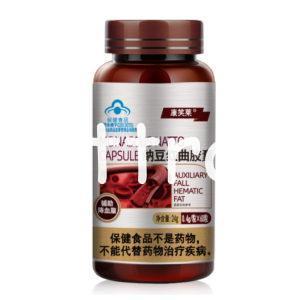 Натто и красный ферментированый рис Monascus Natto