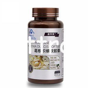Корень Кудзу и Говения Kudzu Root & Hovenia капсулы для защиты печени