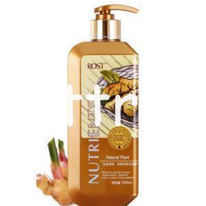 Имбирный шампунь высокого качества Rost Ginger Shampoo